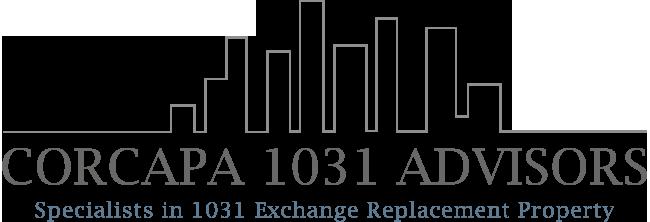 Corcapa 1031 Advisors Retina Logo