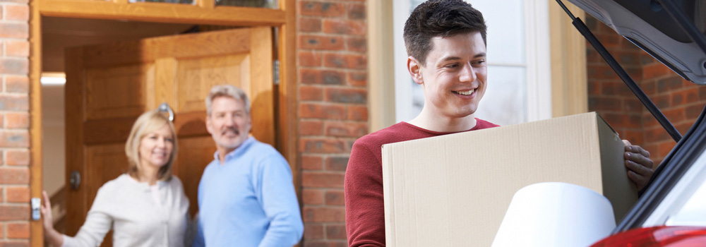 Failure to Launch: Young Adults Increasingly Moving In With Mom and Dad